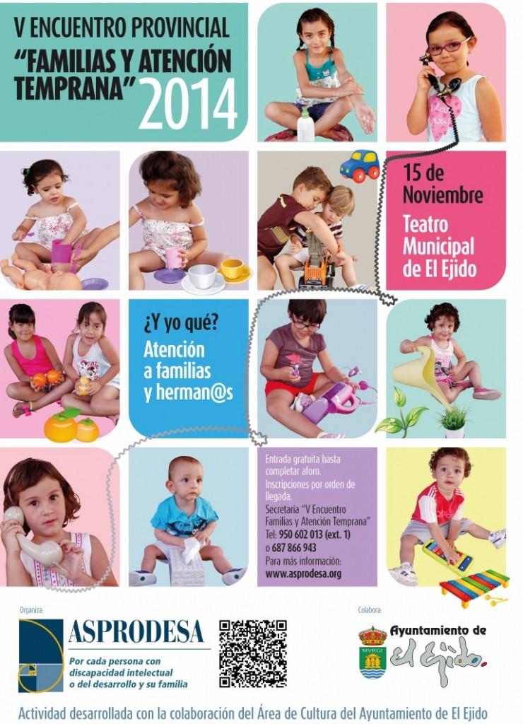 Cartel Asprodesa 2014