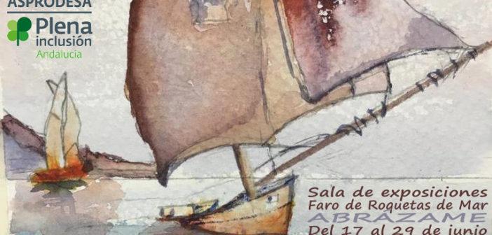 II Exposición de Pintura realizada por el CO de Asprodesa